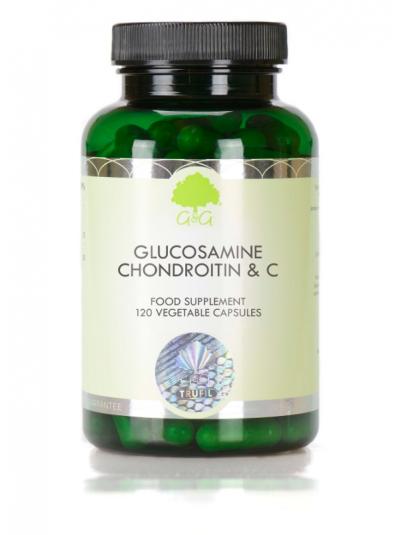 G&G Glucosamine, Chondroitin & Vitamin C - 120 Capsules