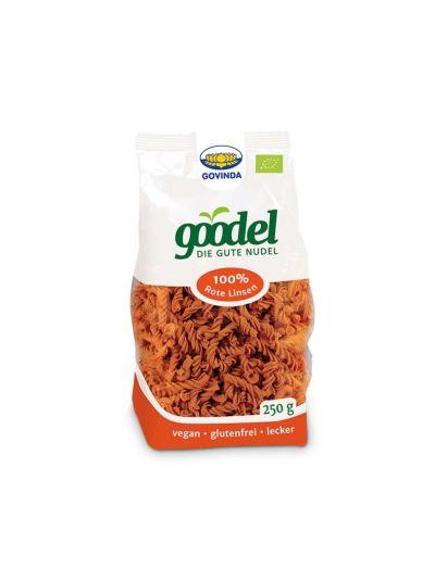 "Govinda Rote Linsen Nudeln ""Goodel"" bio 250g"