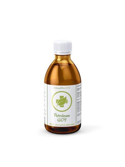 Vitalundfitmit100 Petroleum G179, gereinigt (Oleum Petrae album rectif.) 250 ml