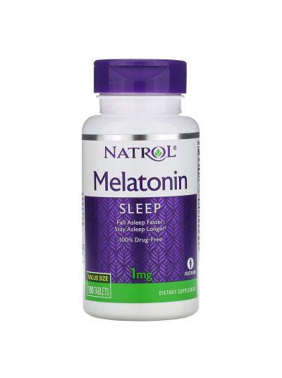 Natrol Melatonin 1 mg, 180 Tablets