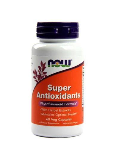 Now Foods Super Antioxidants 60 Veg Capsules
