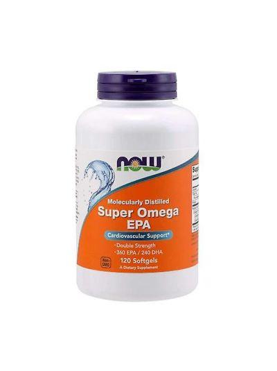NOW FOODS SUPER OMEGA EPA - 120 SOFTGELS