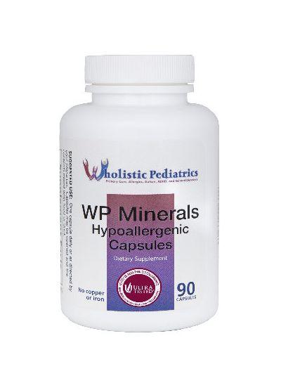 WP Mineralien HYPOALLERGENIC 90 capsules